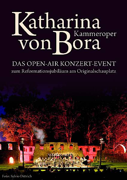 Kammeroper Open Air Katharina von Bora